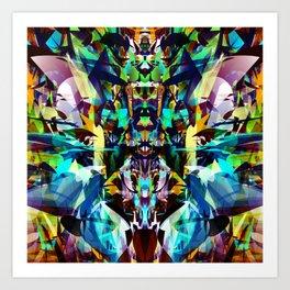 GG2 Art Print