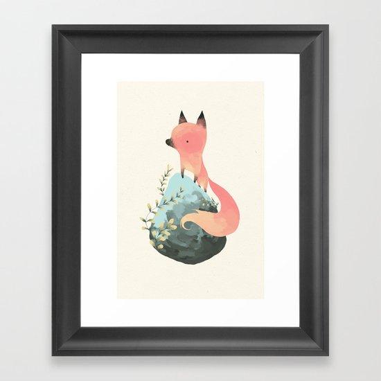 renardo Framed Art Print