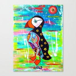 Burney Canvas Print
