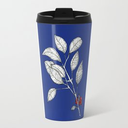 lomboy blue Travel Mug
