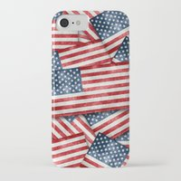 american iPhone & iPod Cases featuring American by Erwin de Gruil