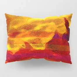 The Red Planet. Pillow Sham