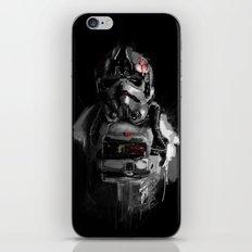 Pilot 02 iPhone & iPod Skin