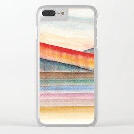 A 0 31 Clear iPhone Case