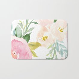 Floral 02 Bath Mat