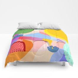 Summer Side Comforters