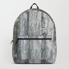 RUSTIC WESTERN BARN WOOD Backpack