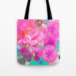 Bright Pinks Tote Bag