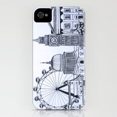 You sound like you're from London iPhone (4, 4s) Slim Case