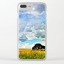 Summer time! Bavaria/Germany Clear iPhone Case