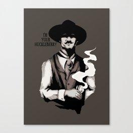 Doc Canvas Print