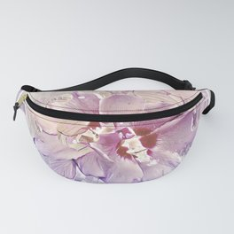 Delicate Floral Fanny Pack