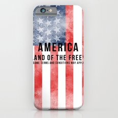 America: Land of the Free*  iPhone 6s Slim Case