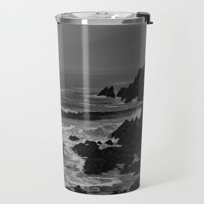 Rocky Coast of Ireland Travel Mug
