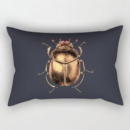 Beetle 21 Rectangular Pillow