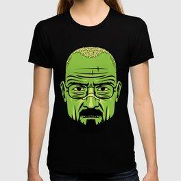Walter White Portrait. T-shirt