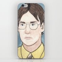 battlestar iPhone & iPod Skins featuring Bears. Beets. Battlestar Galactica.   by Jillinois