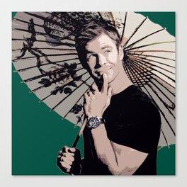 Chris Hemsworth 3 Canvas Print