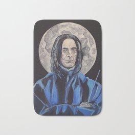 Snape/Alan Rickman Icon Bath Mat