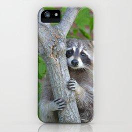 Mamma R Portrait iPhone Case