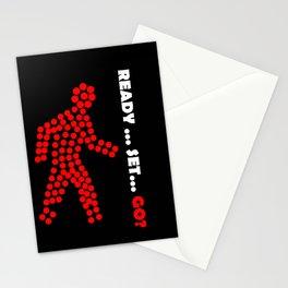 Ready_Set_Go Stationery Cards