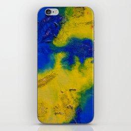 Astronauts' View II iPhone Skin
