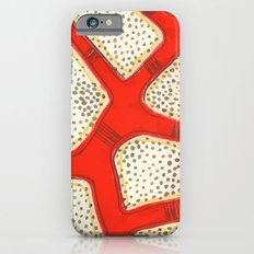 red coral iPhone 6s Slim Case