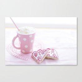 Valentine's Day Canvas Print