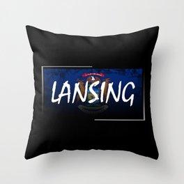 Lansing Throw Pillow