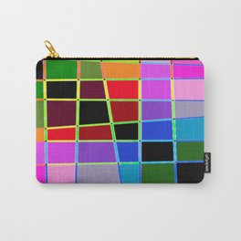 Color Blocks 3 Carry-All Pouch