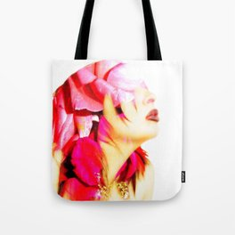 Roses Become You Tote Bag