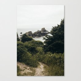 Ecola State Park II Canvas Print