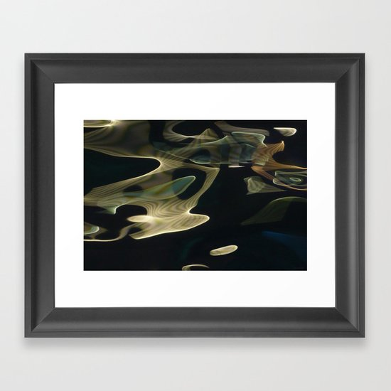 WATER / H2O #29 Framed Art Print