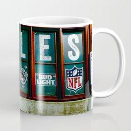 Sports Bar Downtown Philly Coffee Mug