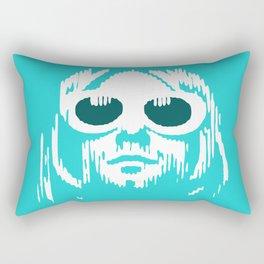 Cobain Kurt Rectangular Pillow