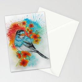 Imaginary Bird 1 Stationery Cards