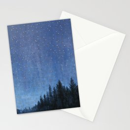 Sky Jewelry Stationery Cards