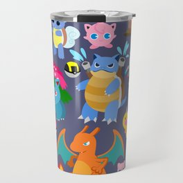 Pocket Collection Travel Mug