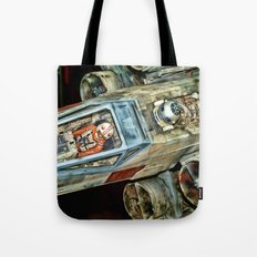 X-Wing Fighter Tote Bag