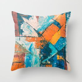 modern stile Throw Pillow