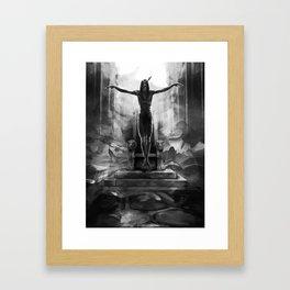 Últimas Visões (Latest Visions) Framed Art Print