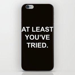 Quote iPhone Skin
