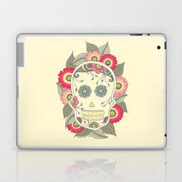 ColoredSkull Laptop & iPad Skin