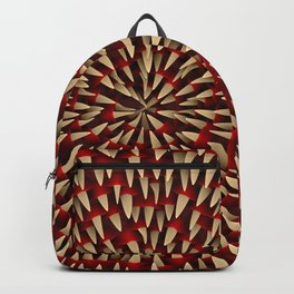 Toothy maw Backpack