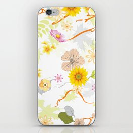 Imaginary Jungle 4 iPhone Skin