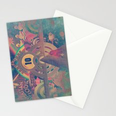 Pinball Redux Stationery Cards