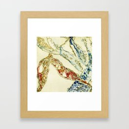 We Are Nature Framed Art Print