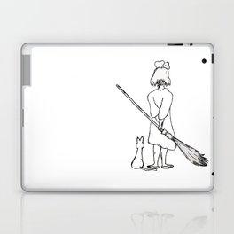 Believe in Yourself (Kiki) - Sketch Laptop & iPad Skin