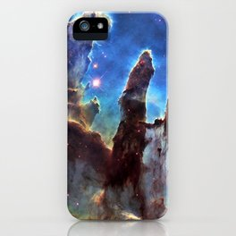 Eagle Nebula iPhone Case