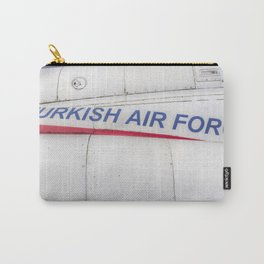 Turkish Air force Logo Carry-All Pouch